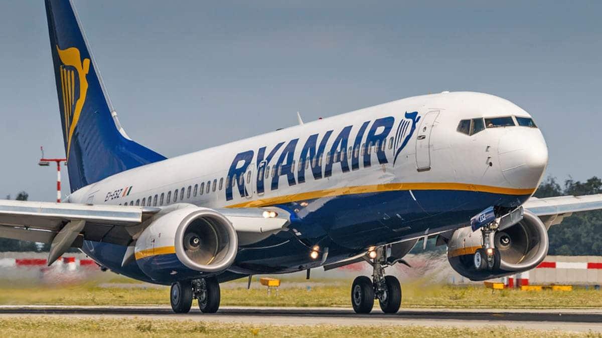 Ryanair empleo Sevilla