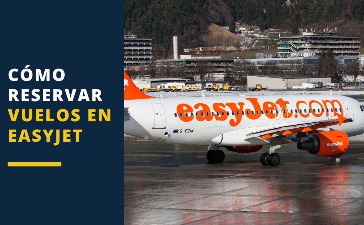 Reservar vuelo Easyjet