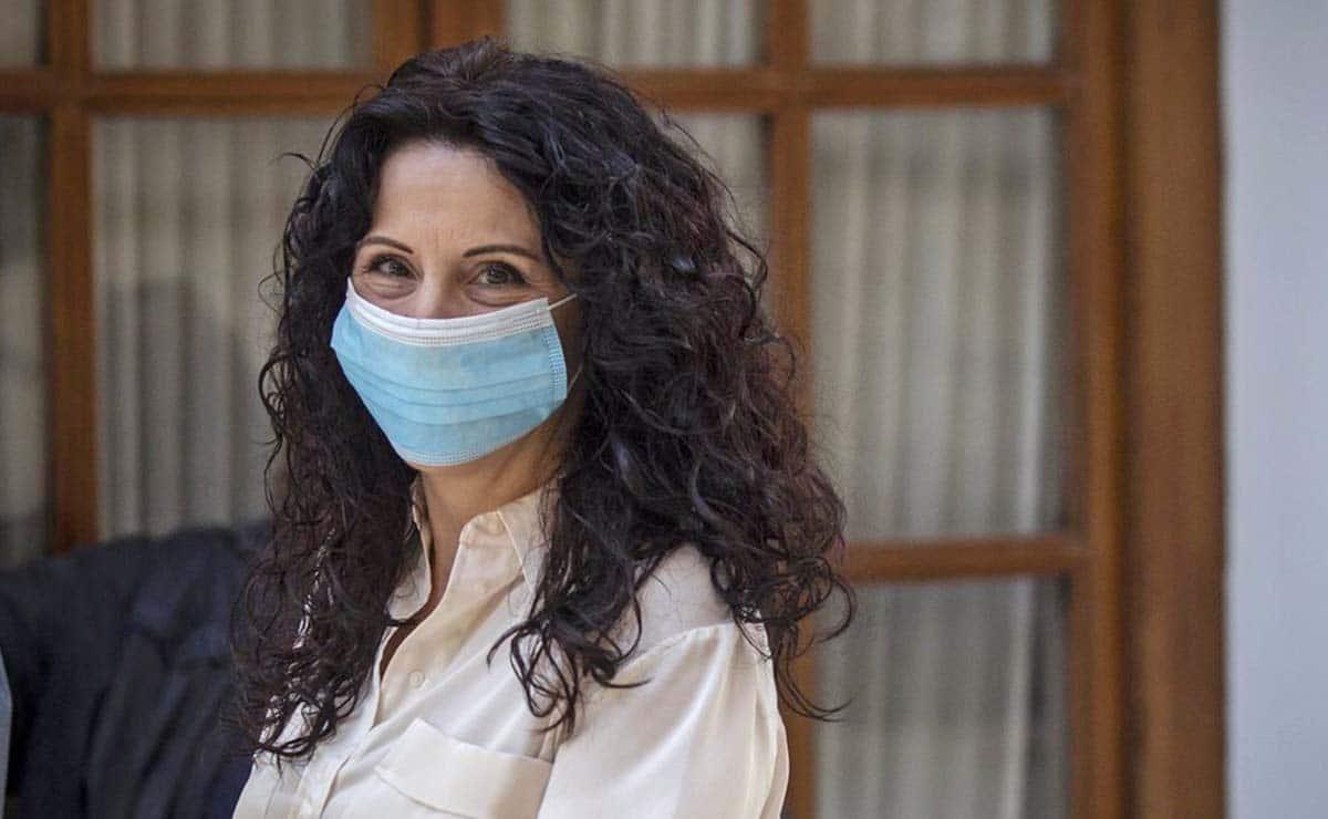 Rocío Ruiz Junta de Andalucía Discapacidad Covid-19