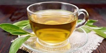 Té verde antioxidante