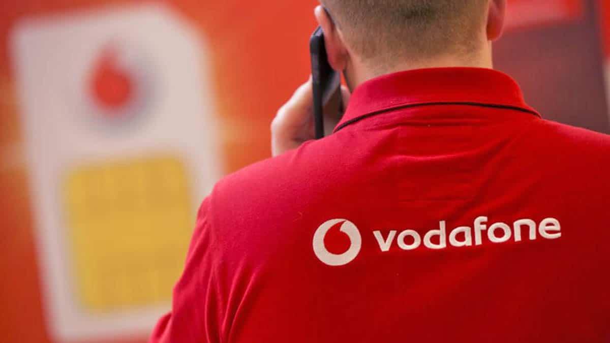 Trabajador Vodafone