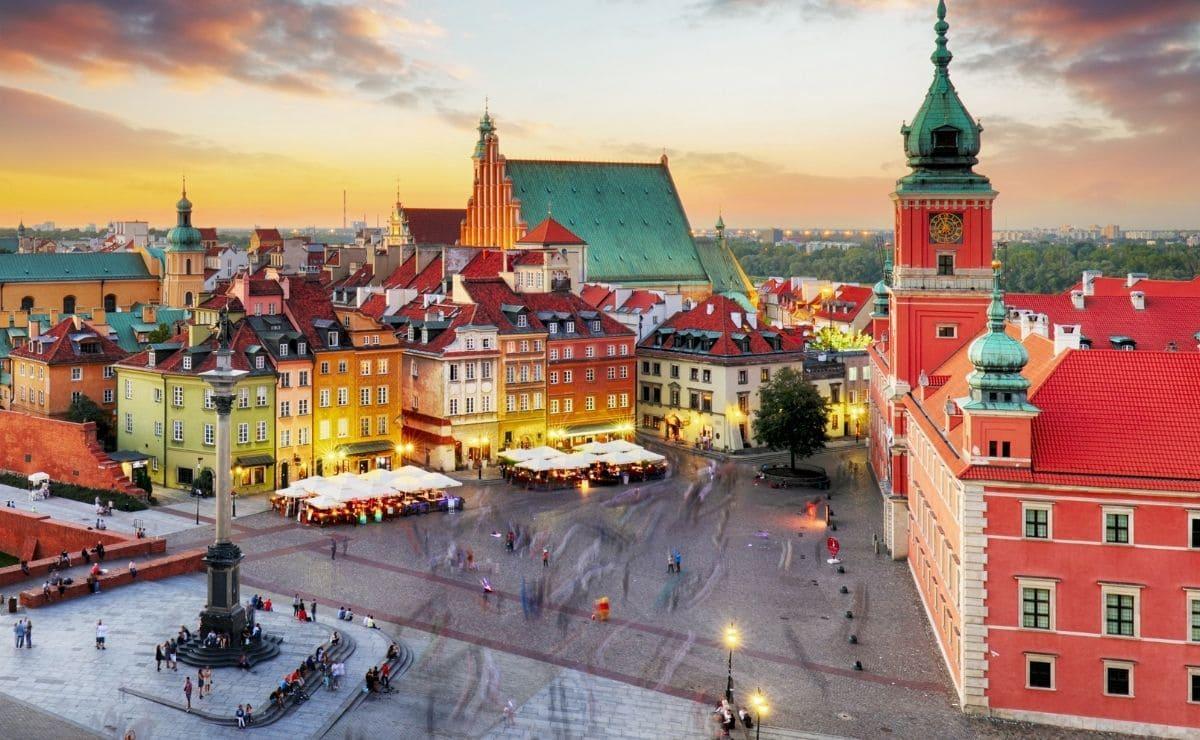 Turismo Polonia