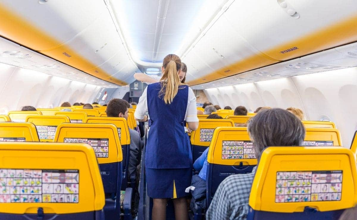 Vuelos viaje Ryanair