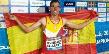 Yassine Ouhdadi clasificado para los Juegos Paralímpicos | Foto: CPE