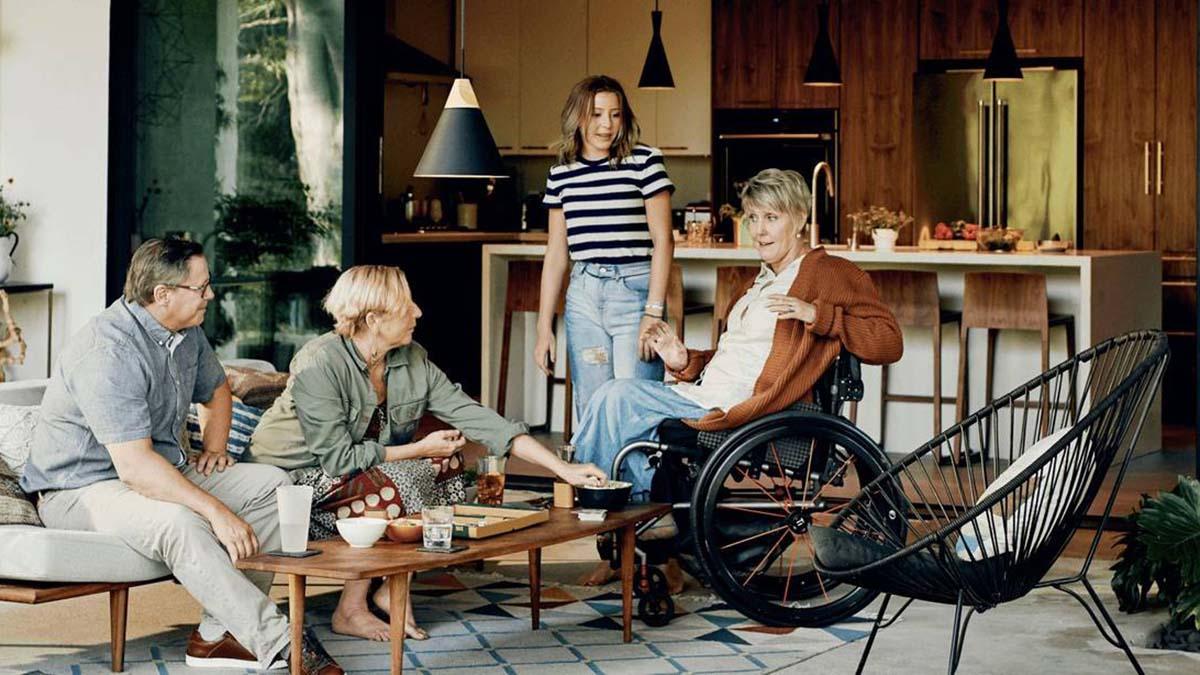 alojamiento airbnb adaptado accesibilidad discapacidad