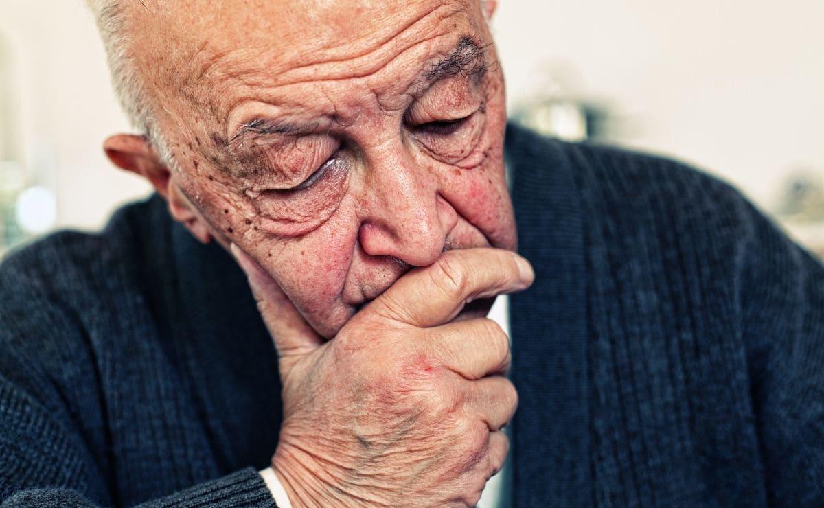 anciano dependencia persona mayor dependientes