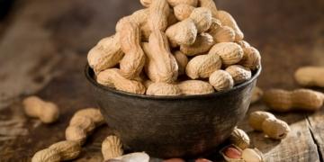 beneficios cacahuetes