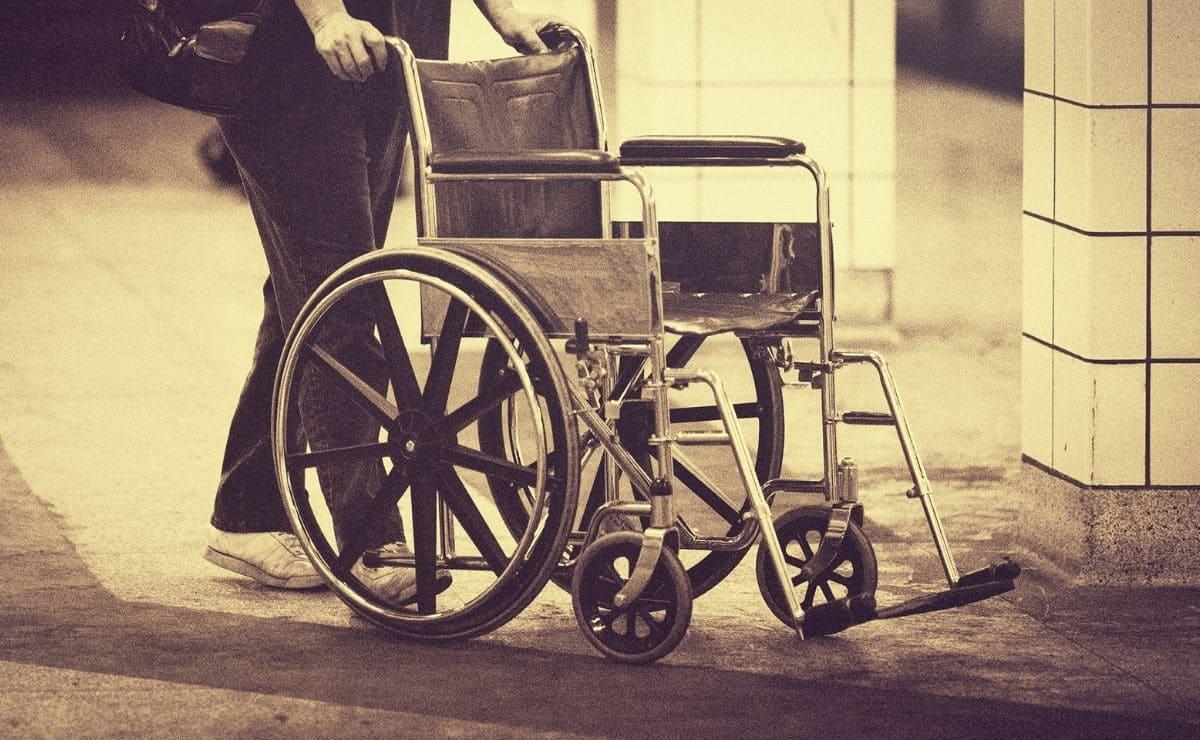 dependencia silla de ruedas
