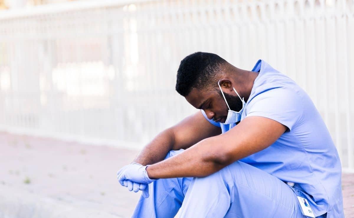 depresion ansiedad sanitarios covid-19 pandemia