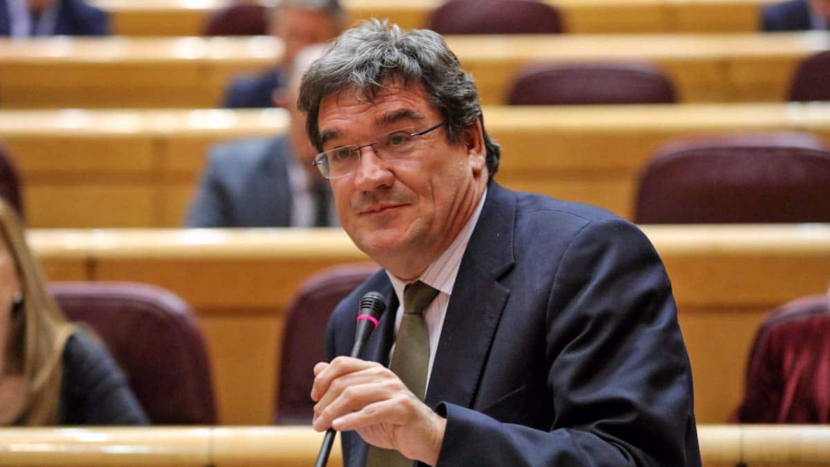 ministro Jose Luis Escriva Seguridad Social pensiones pension