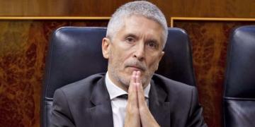 Ministro de Interior Marlaska