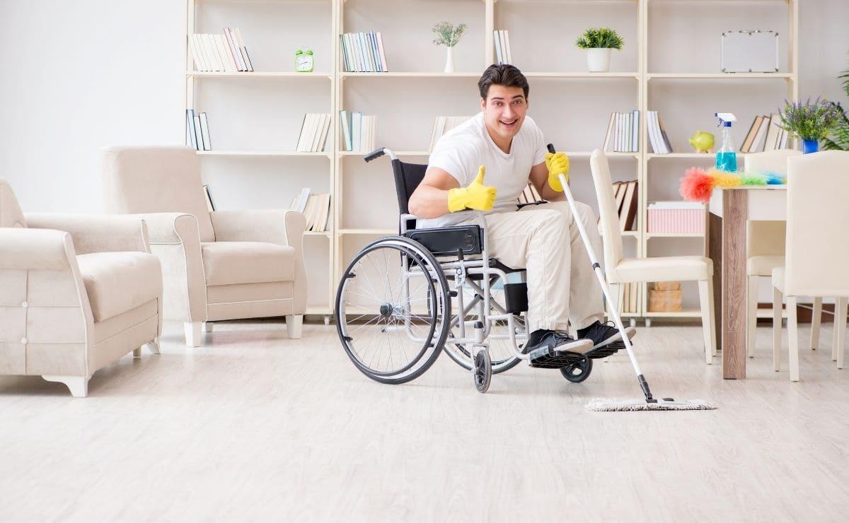 persona con discapacidad trabajo empleo