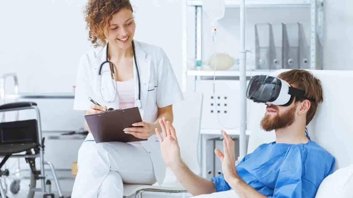Rehabilitación neurológica con realidad virtual