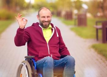 silla de ruedas accesibilidad discapacidad