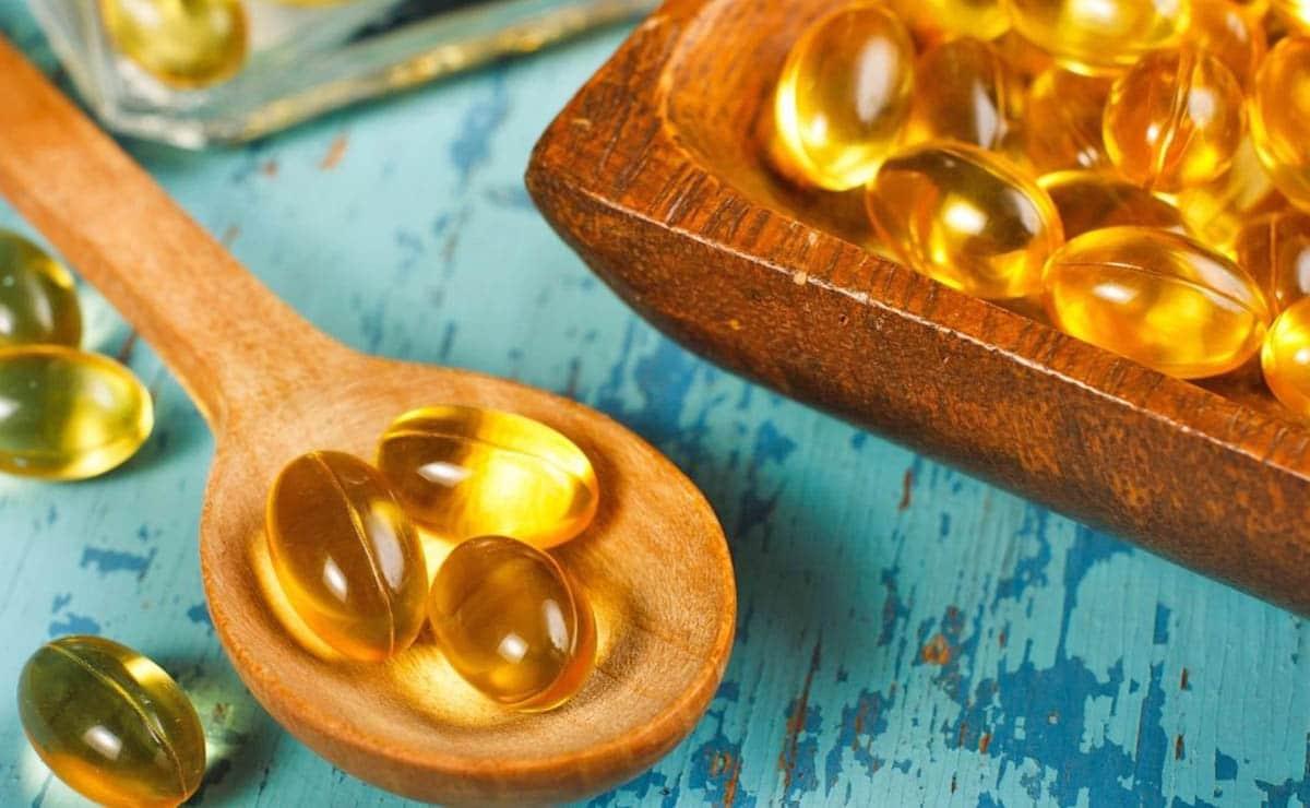 Aceite de Hígado de Bacalao vitamina D