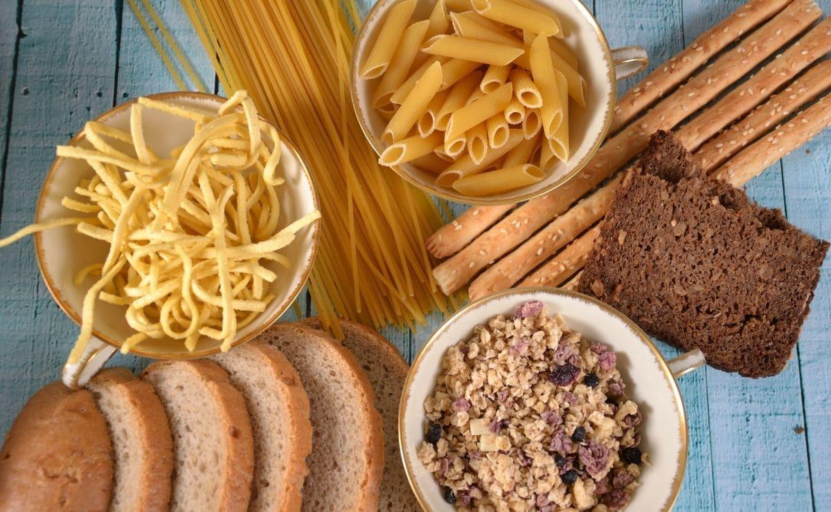 Alimentos con Gluten