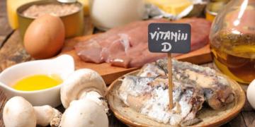 Alimentos con vitamina D Covid-19