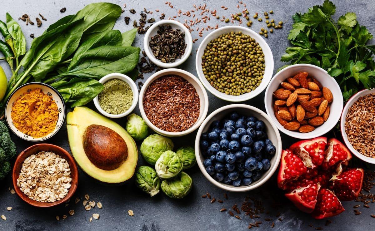 Alimentos saludables sistema inmune