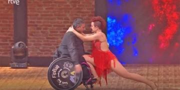Ángel y Sara The Dancer