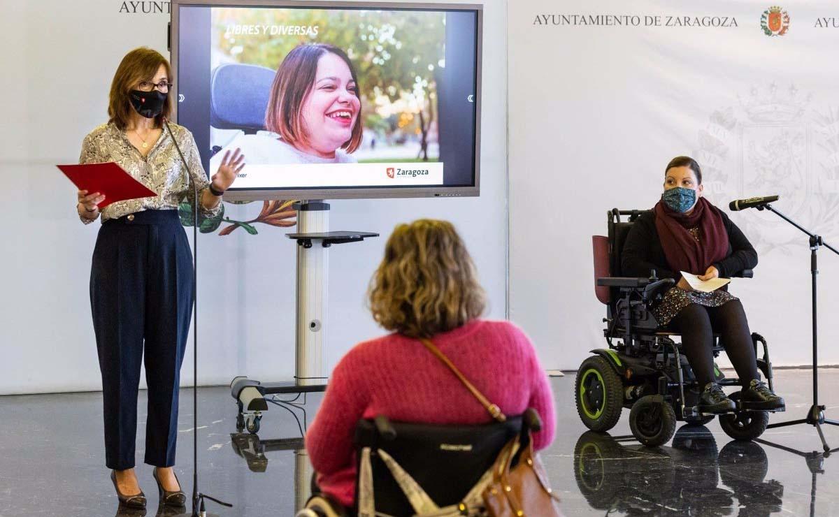 El Ayuntamiento destinará 30.000 euros para atender a las mujeres con discapacidad
