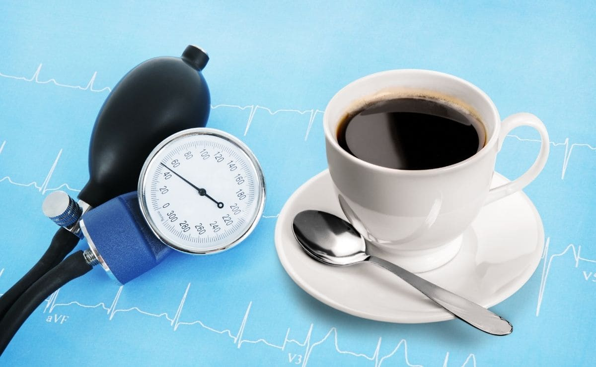 Café presion arterial