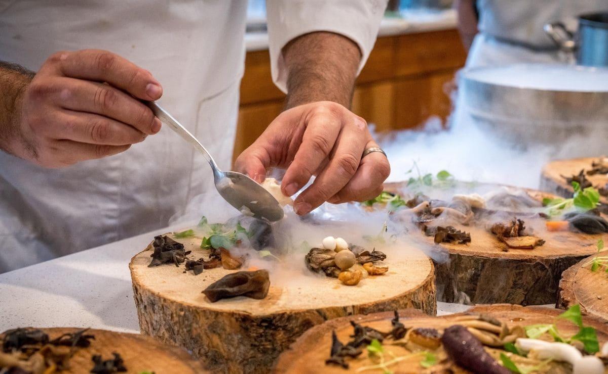 Cocinero empleo Suecia