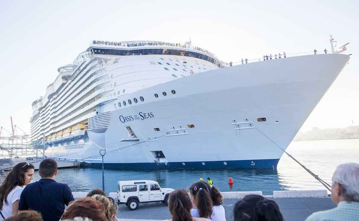 Crucero turismo Andalucía