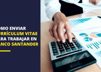 Currículum Vitae Banco Santander