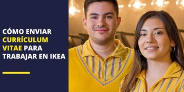Currículum vitae empleo IKEA