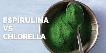 ESPIRULINA VS chlorella