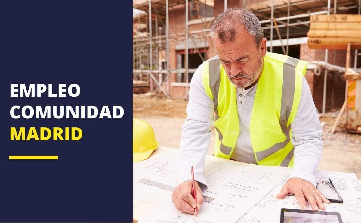 Empleo Comunidad de Madrid
