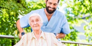 Empleo auxiliar geriatría Alemania