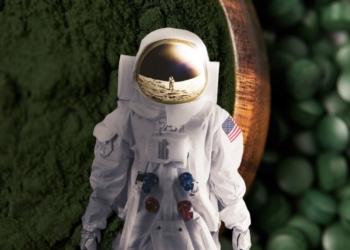 Espirulina y NASA