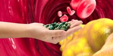 Espirulina y triglicéridos