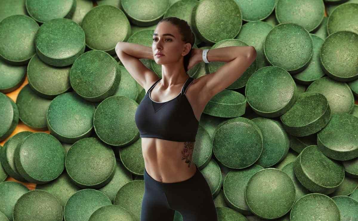 ¿Sirve la espirulina para el fortalecimiento muscular?