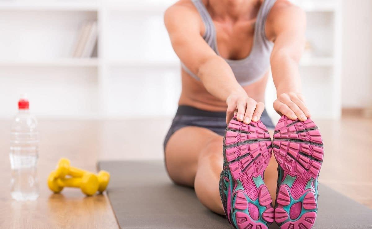 Ejercicios fitness para mantenernos en forma