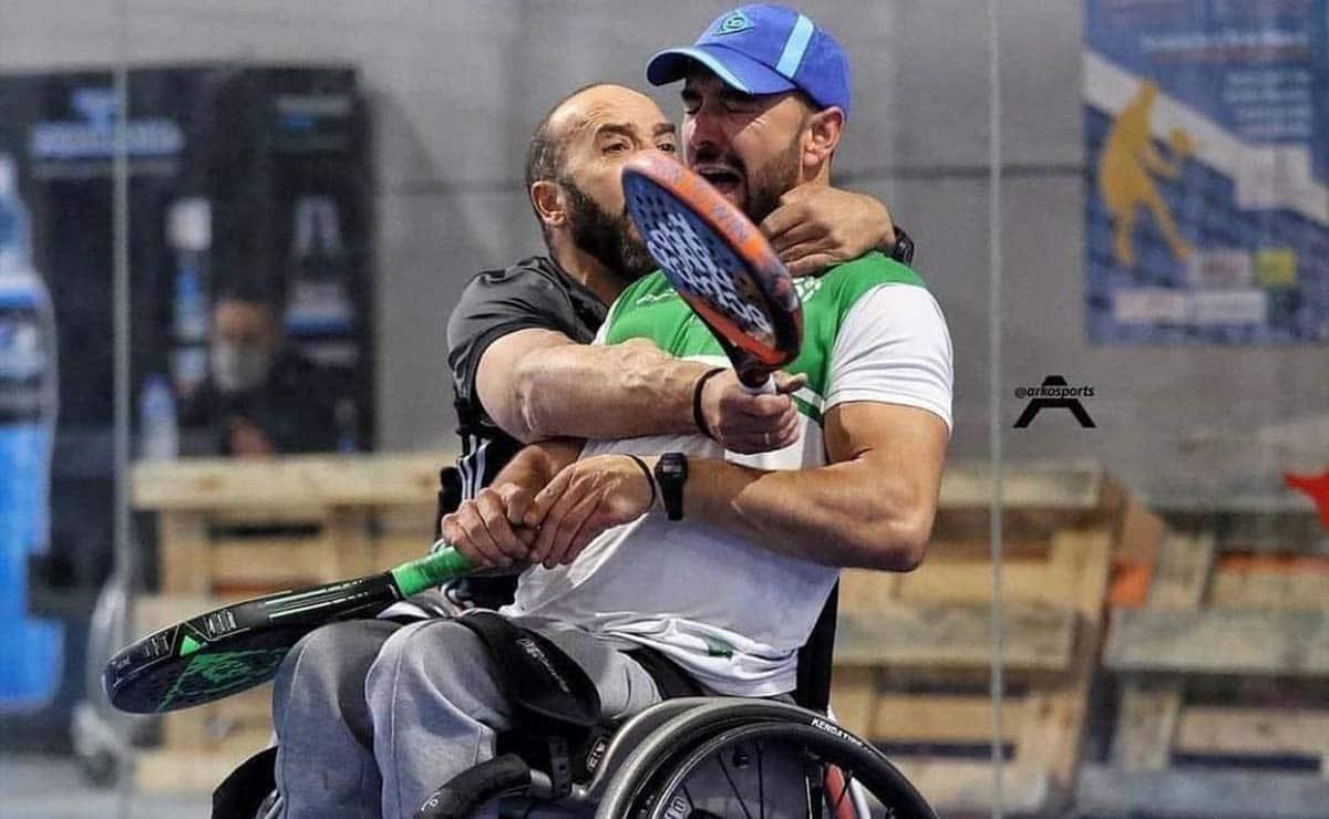Francisco Javier Bernal y Oscar Agea, campeones del III Open Nacional en Gavá