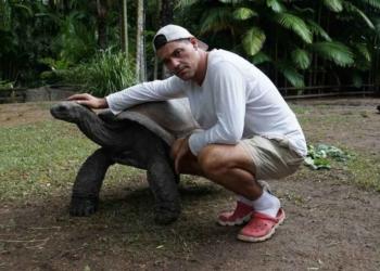 Frank Cuesta en 'Wild Frank'