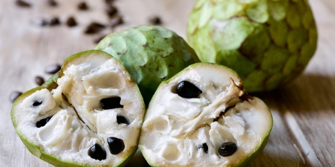 Fruta del Chirimoyo