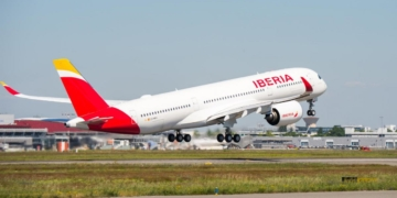 Iberia vuelos turismo