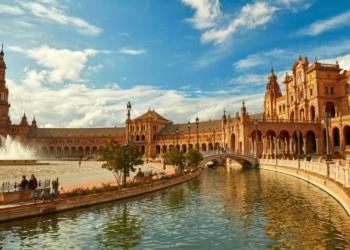 Jardines y patio España
