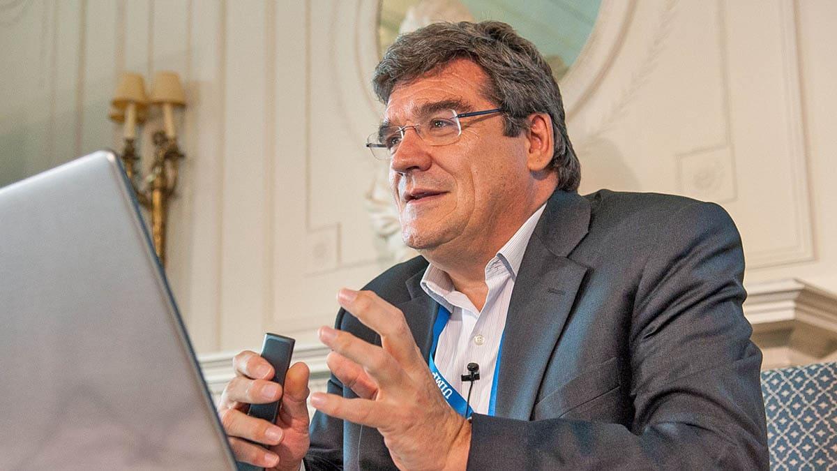 José Luis Escrivá trabajador autónomo