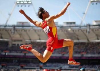 Xavi Porras en los Juegos Paralímpicos de Londres 2012