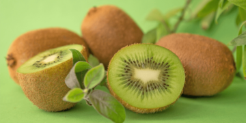 kiwi fruta vitamina C