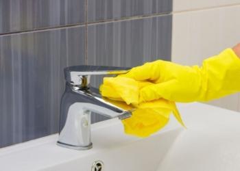 Limpiar baño bicarbonato de sodio
