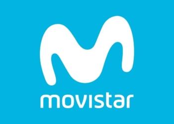 Logo Movistar teléfono móvil gratis