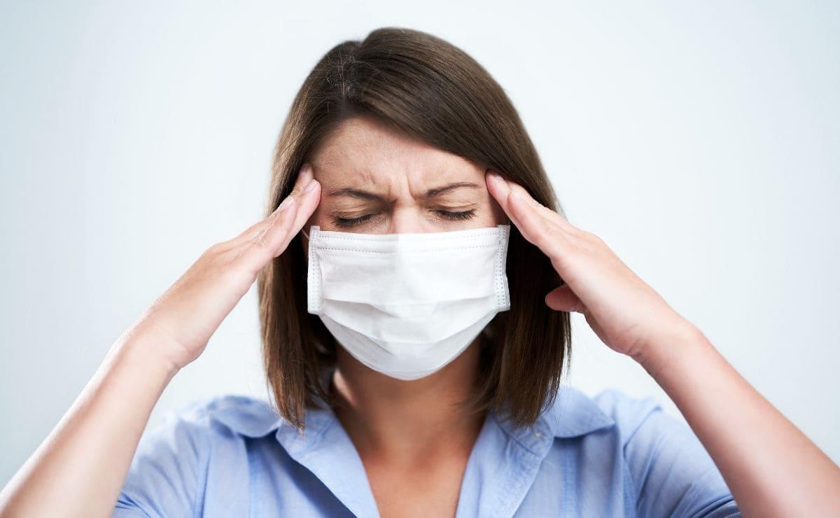 La pandemia y el uso de las mascarillas aumenta el dolor de cabeza en los  pacientes con migraña