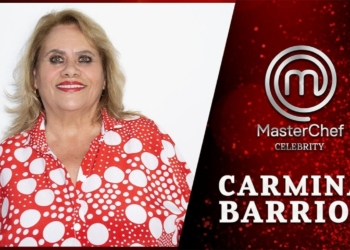 Carmina Barrios MasterChef