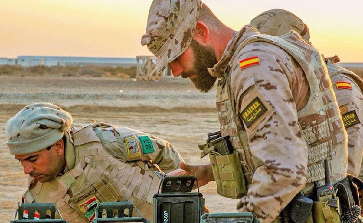 Militares España pensión