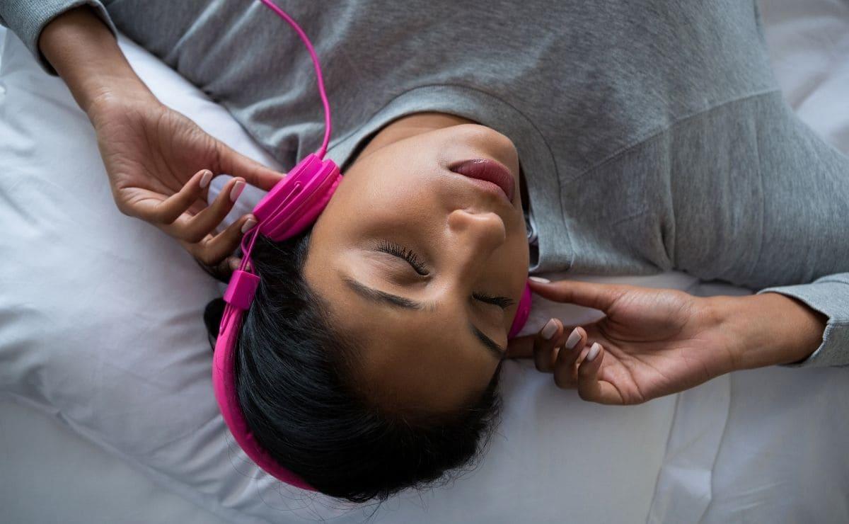 Musica relajante dormir presion arterial conciliar sueño